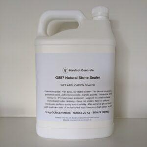 G887 Sealer 5Kg Front