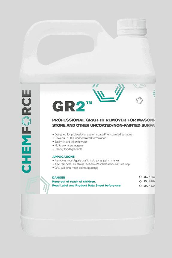 5L Professional GR2 Graffiti remover